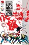 Обложка комикса Сорвиголова: Человек Без Страха №3