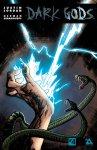 Обложка комикса Темные Божества №4