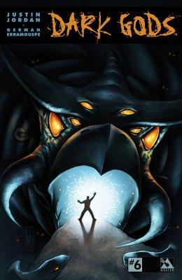 Серия комиксов Темные Божества №6