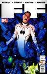 Обложка комикса Фонд Будущего №3