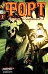 Обложка комикса Форт: Пророк Непознанного №1