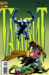 Обложка комикса Гамбит №3