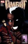 Обложка комикса Гамбит №9