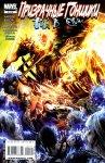 Обложка комикса Призрачные Гонщики: Рай В Огне №2
