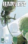 Обложка комикса Урожай №1