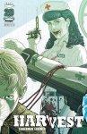 Обложка комикса Урожай №2