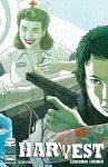 Обложка комикса Урожай №4