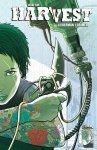 Обложка комикса Урожай №5