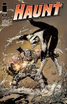 Обложка комикса Хаунт №11