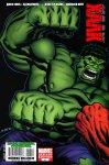 Обложка комикса Халк №6