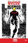 Обложка комикса Железный Кулак: Живое Оружие №4