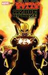 Обложка комикса Железный Кулак: Живое Оружие №10