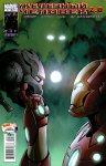 Обложка комикса Железный Человек 2.0 №3