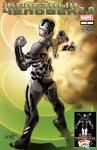 Обложка комикса Железный Человек 2.0 №10
