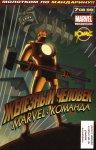 Обложка комикса Железный Человек: Появление Мандарина №2