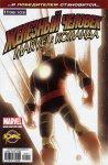 Обложка комикса Железный Человек: Появление Мандарина №6