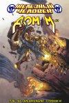 Обложка комикса Железный Человек: Дом М №2