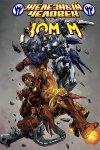Обложка комикса Железный Человек: Дом М №3