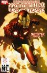 Обложка комикса Железный Человек №4