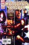 Обложка комикса Железный Человек №7