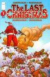 Обложка комикса Последнее Рождество №1