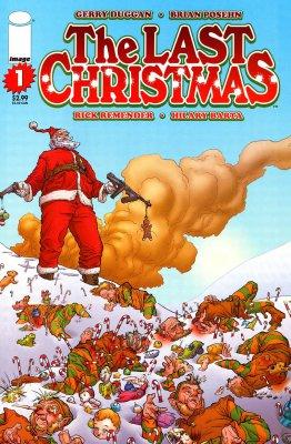 Серия комиксов Последнее Рождество