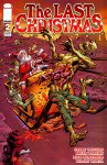 Обложка комикса Последнее Рождество №2