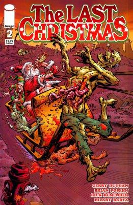 Серия комиксов Последнее Рождество №2
