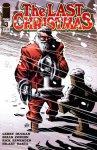 Обложка комикса Последнее Рождество №3