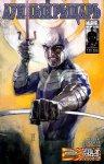 Обложка комикса Лунный Рыцарь №3