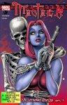 Обложка комикса Мистик №3