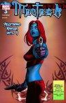 Обложка комикса Мистик №4