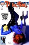 Обложка комикса Мистик №9
