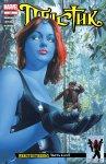 Обложка комикса Мистик №17