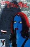 Обложка комикса Мистик №20