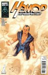 Обложка комикса Нэмор: Первый Мутант №8
