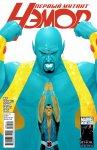 Обложка комикса Нэмор: Первый Мутант №9