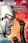 Обложка комикса Новые Мстители / Трансформеры №4