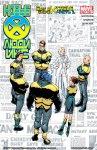 Обложка комикса Новые Люди-Икс №135