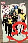 Обложка комикса Новые Люди-Икс №136