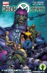 Обложка комикса Новые Люди-Икс №154