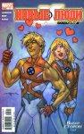 Обложка комикса Новые Люди-Икс №5