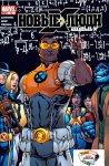 Обложка комикса Новые Люди-Икс №10