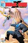 Обложка комикса Новые Люди-Икс №11