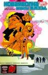 Обложка комикса НоваяВолна: Агенты В.А.Т.Ы №10