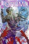 Обложка комикса Олимп №3