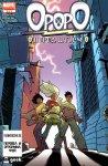 Обложка комикса Ороро: Перед Шторм №4