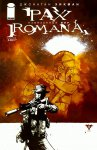 Обложка комикса Пакс Романа №1