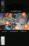 Обложка комикса Планетарий №3