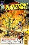 Обложка комикса Планетарий №8